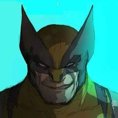 Wolverine.  #corankizerstone