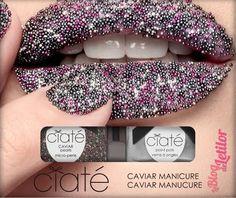 Le blog de Letilor: Ciaté sort 3 nouveaux kit Caviar Munucure pour l'automne.