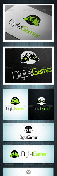 1000+ images about logo on Pinterest | Logo design, Game Logo and ...