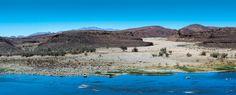 Nieuw in mijn Werk aan de Muur shop: Zicht op Zuid-Afrika, panoramafoto