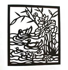 전통문양 / 한국전통문양집 : 네이버 블로그 Korean Art, Traditional Design, Paper Cutting, Paper Art, Concept, Illustration, Artist, Crafts, Animals