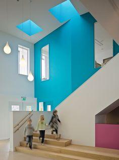MFC De Statie - Interior, Sas van Gent | atelier PRO