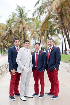 Nautical Florida Wedding by Captured Photography - Southern ...