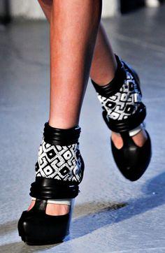 Rodarte AW 2012 2013 Shoes 1