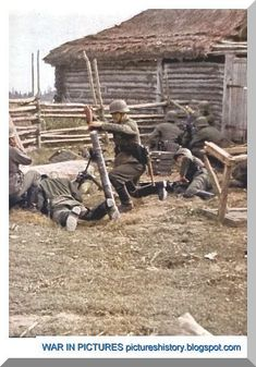 PICTURES FROM HISTORY: Rare Images Of War, History , WW2, Nazi Germany: German Soldiers During Second World War: Rare Pictures