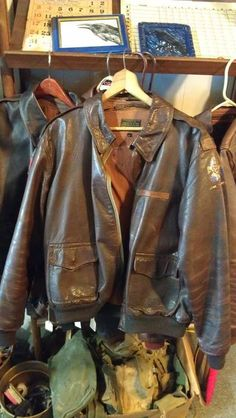 WWII Type A2 Rough Wear