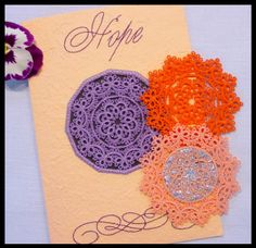 Tatting by Murphy's Designs