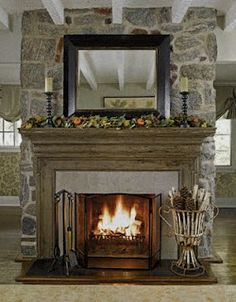 1000 Images About Pimp My Fireplace On Pinterest Old
