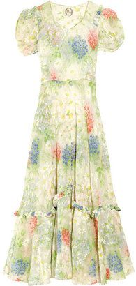ShopStyle: One Vintage Zoe gown