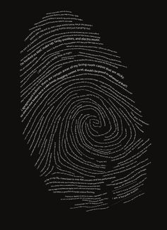 Create a fingerprint out of quotes from donors and service facts