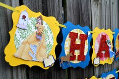Be Our Guest Beauty and the Beast Banner / Elegant / Garland / Sign / Birthday Party Decorations / Party / Belle / Disney / Belle Party by NishsCreations on Etsy Beauty And Beast Birthday, Beauty And The Beast Theme, Be Our Guest Sign, Creative Banners, Disney Belle, Name Banners, Yellow Pattern, Red Glitter, Garlands