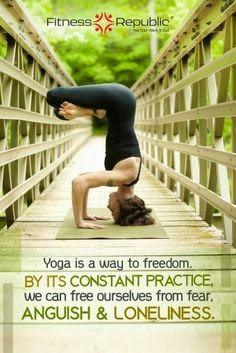 BIO E® World: Yoga - a way to freedom