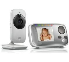 Buy Motorola MBP482 Baby Video Monitor at Argos.co.uk, visit Argos.co.uk to shop online for Baby monitors and listening systems, Safety and health, Baby and nursery