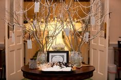 Wishing tree - potential idea rather than a guest book.