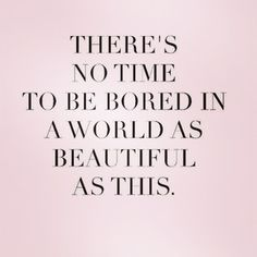 True! Where is the most #beautiful place in the #world to you?