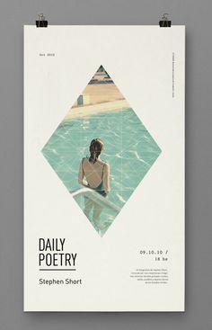 Daily Poetry by Clara Fernández.