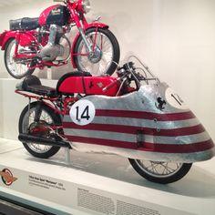 "125cc Gran Sport ""Marianna"" 1956 Ducati"