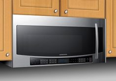 Cooking Products-Samsung Over-the-Range Microwave SMH2117S