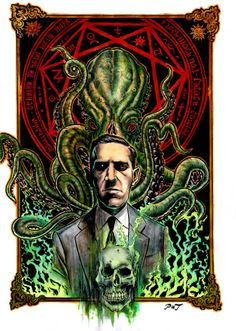 patart: H.P. LOVECRAFT (3/4)