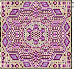 Hexagon Patchwork, Hexagon Quilt, Paper Piecing Patterns, Quilt Patterns, Quilting Projects, Quilting Designs, La Passion Quilt, Millefiori Quilts, Cat Quilt
