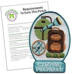 Prepare your Girls for their camping trip and award them with this embroidered patch as a remembrance for their effort. Scout Mom, Girl Scout Swap, Daisy Girl Scouts, Girl Scout Leader, Girl Scout Troop, Brownie Girl Scouts, Cub Scouts, Girl Scout Levels, Girl Scout Fun Patches