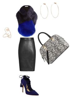 """""""Untitled #46"""" by janiece1000 on Polyvore featuring Schutz, River Island, Cole Haan, Diane Kordas and Sarah & Sebastian"""