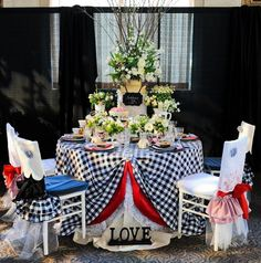 Find Round Checkered Tablecloths In 100% Woven Polyester And 7 Colors At  Premier Table Linens