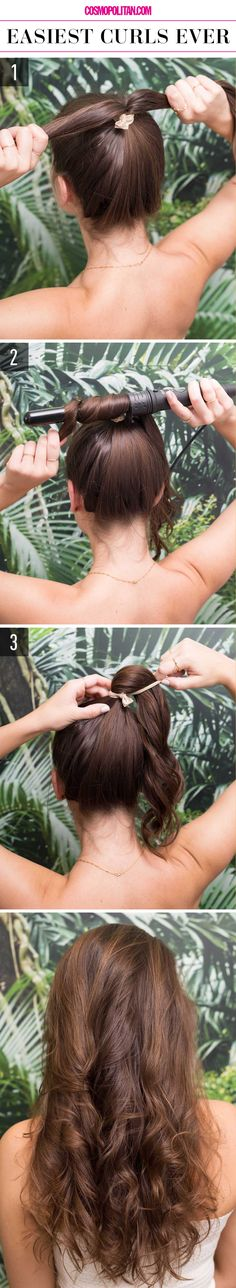 15 Super-Easy Hairstyles for Lazy Girls Who Can't Even.