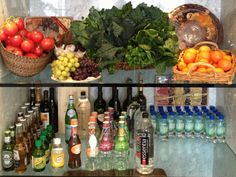 How To Copy Beverly Hills Housewife Yolanda Foster's FantasyFridge | StyleCaster