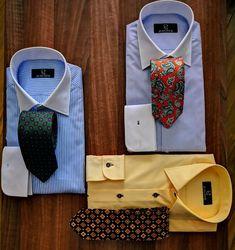 Cămăşi business la comandă, personalizate pe mărimea ta, croite în atelier, confecţionate din materiale de cea mai bună calitate, livrate în orice loc te afli. 😉  #casăştii   Zavate Orice, Mai, Bespoke, Ready To Wear, Menswear, Costumes, How To Wear, Clothes, Fashion