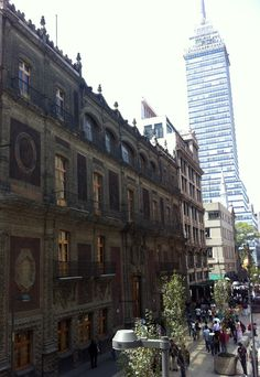 Mexico City -- Repinned by Gold Suites Vacation Rentals http://goldsuites.com #travel
