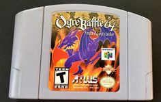 Ogre Battle 64 Person of Lordly Caliber Nintendo 64 2000 Game ONLY Adult Owned  | eBay