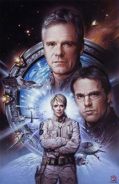 Stargate 2014 | SANDAWORLD.COM | The Art of TSUNEO SANDA