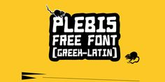 23 nouvelles typographies gratuites pour cet automne 2018 Your Design, Graduation, Fonts, Lettering, Blog, Character, Collection, Art, Letterpresses