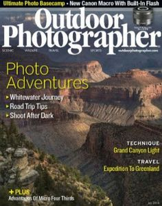 ValueMags Free One Year Subscription to Outdoor Photographer Magazine - US