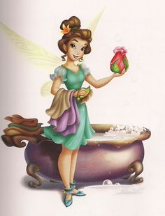 the disney fairies of pixie water talent   APPEARANCES: