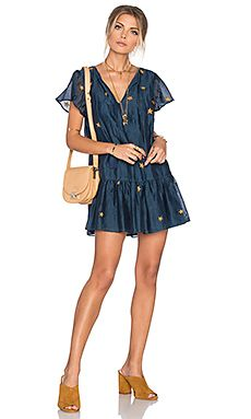 Shop for Tularosa Carson Dress in Navy & Gold at REVOLVE. Free 2-3 day shipping and returns, 30 day price match guarantee.