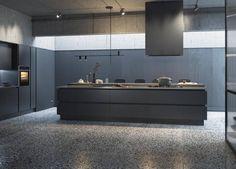 Milano Ultra Kitchen in Pencil