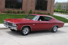 1969 Chevrolet Chevelle New cogs/casters could be made of cast polyamide which I can produce