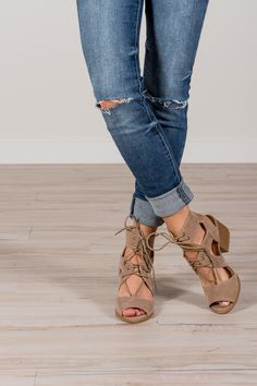 RubyClaire Boutique - The Amy Heels, $36.00 (https://www.rubyclaireboutique.com/the-amy-heels/)