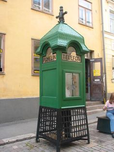 Phone-Booth, Uusimaa / Helsinki    Not a tartus.
