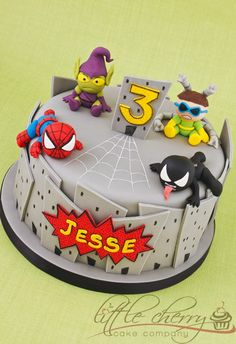 When serious gamers and not so serious ones don't play and live outside of the console they still want to get some fun. And game inspired cakes would be a perfect choice.