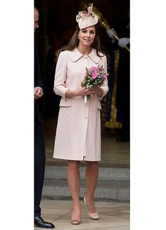 A Celebration Of Kate Middleton's Best Coats | For more about Kate Middleton, click the picture or see www.redonline.co.uk