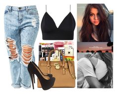 """""""Untitled #1290"""" by natalia-viana-gtl ❤ liked on Polyvore featuring Christian Louboutin"""
