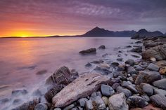Travel writer and wild swimmer Joe Minihane travels from London to the Isle of Skye in search of one of Britain's most remote wild swimming spots. Oxford England Travel, Where To Go, Britain, Scotland, Remote, Swimming, Tours, London, Sunset