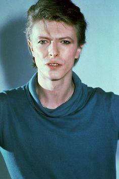 vezzipuss.tumblr.com — David Bowie, Circa Late 70's 〰️