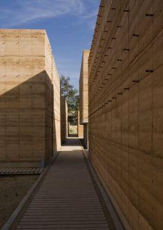 Imagen 14 de 30 de la galería de Escuela de Artes Visuales de Oaxaca / Taller de Arquitectura-Mauricio Rocha. Fotografía de Sandra Pereznieto