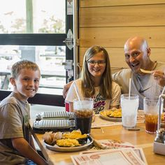 You grew up eating BBQ together. It's only fitting to celebrate each other with the same family favorite. Stop by Sonny's today with your siblings to celebrate National Sibling Day! #SonnysBBQ #BBQ