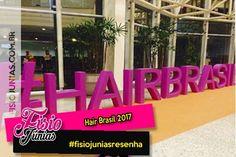 Hair Brasil 2017 - Eu Fui!