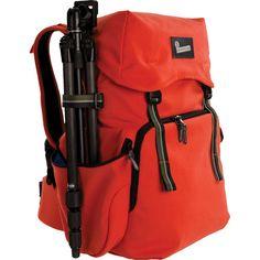 Crumpler Karachi Outpost Camera Backpack (Large, Brick)